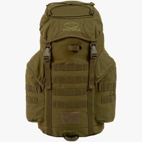 SAC A DOS FORCES 33L OLIVE