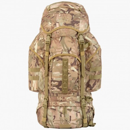 SAC A DOS FORCES 66L CAMOUFLAGE