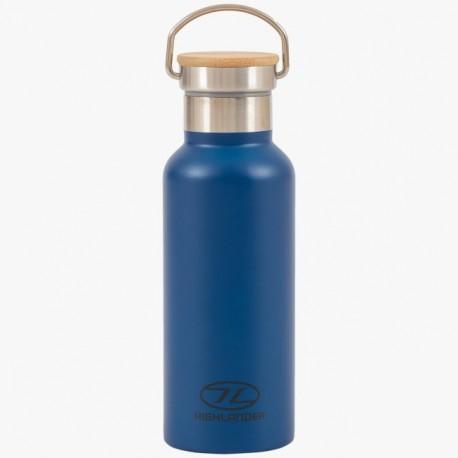 BOUTEILLE ISOTHERME ALUMINIUM CAMPSITE BOTTLE BLUE
