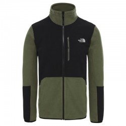 POLAIRE HOMME MEN'S GLACIER PRO FULL ZIP