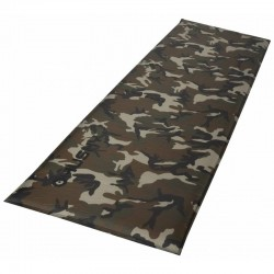 MATELAS AUTOGONFLANT CAMOUFLAGE FUZZY ARMY