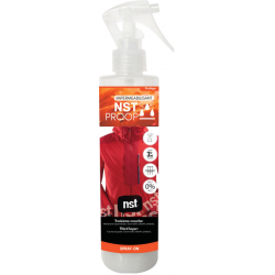 IMPERMEABILISANT TEXTILES TECHNIQUES TEXTILE NST PROOF SPRAY 250 ML