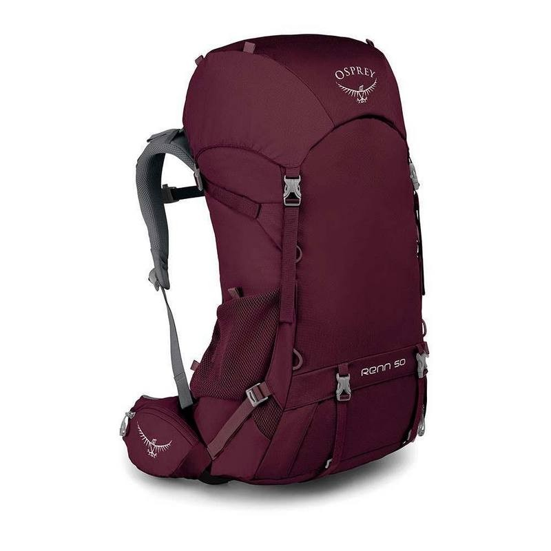 Sac à dos de randonnée femme Osprey Renn 50 - Sac à dos léger avec ...