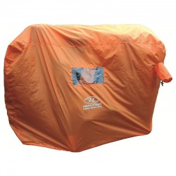 ABRI D'URGENCE 4-5 PERSON EMERGENCY SURVIVAL SHELTER