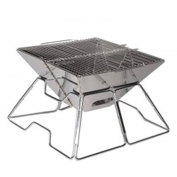BARBECUE PLIABLE CHARCOAL BBQ GRILL CLASSIC LARGE