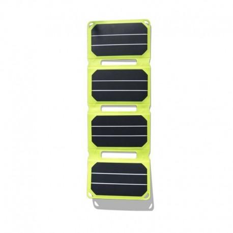 CHARGEUR SOLAIRE PORTABLE PLIABLE POCKET POWER 6.5W