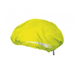 COUVRE-CASQUE HELMCOVER PRO JAUNE FLUO