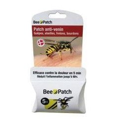 SOIN ANTI-VENIN BEE-PATCH
