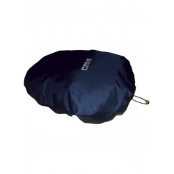 COUVRE-SELLE SADDLE COVER BLEU