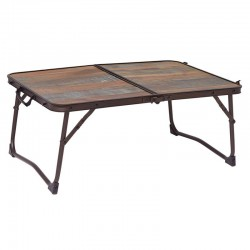 TABLE DE CAMPING VALISE MINI