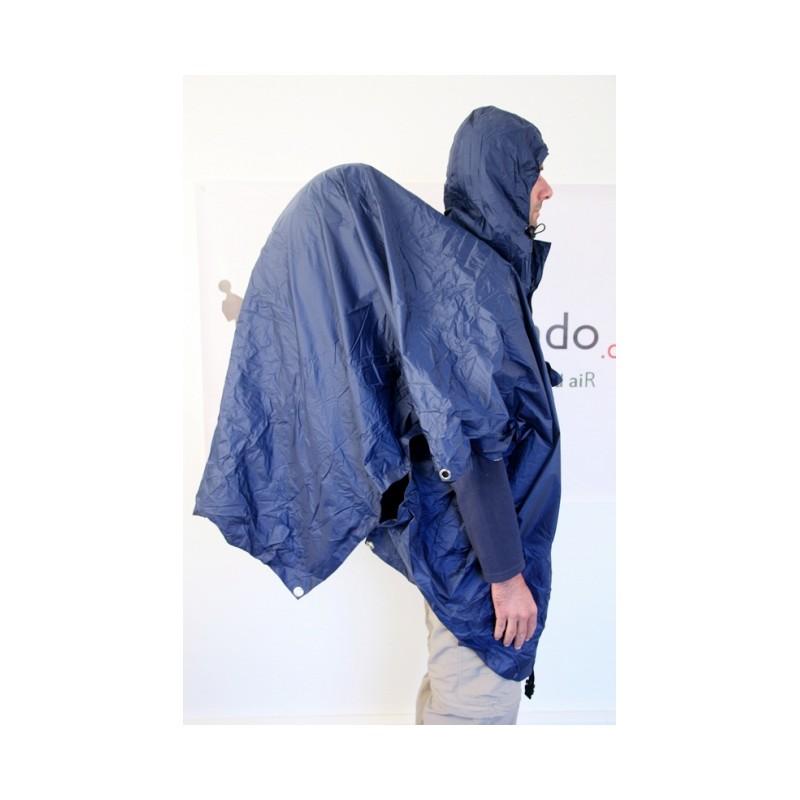 cape de pluie todomodo ferrino achat de ponchos de pluie. Black Bedroom Furniture Sets. Home Design Ideas