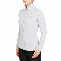 POLAIRE FEMME 100 GLACIER FULL ZIP (TAILLE XS)