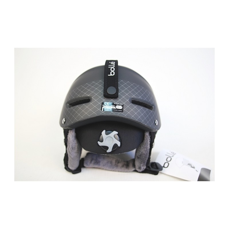 casque ski boll b star soft gey diagonal achat de casque de ski et snowboard. Black Bedroom Furniture Sets. Home Design Ideas