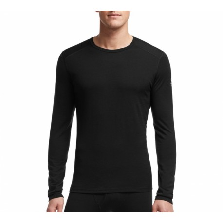 T-SHIRT LAINE MERINO 200 OASIS LONG SLEEVE CREWE