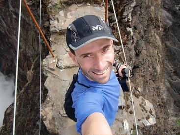 Franck de RayonRando.com à Madère