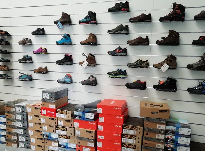Chaussures et matériel de randonnée à Nantes