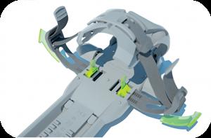 Système d'ajustement latéral TSL