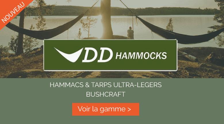 DDHamocks - Tarps et hammacs